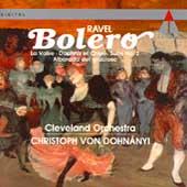 Ravel: La Valse, Bolero, etc / Dohnanyi, Cleveland Orchestra