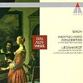 Bach: Harpsichord Concertos / Leonhardt, Leonhardt-Consort