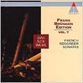 Frans Brueggen Edition Vol 7  French Recorder Sonatas