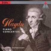 Haydn: Piano Concertos / Entremont, Wiener Kammerorchester