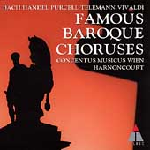 Famous Baroque Choruses / Harnoncourt, Concentus Musicus