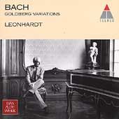 Bach: Goldberg Variations / Gustav Leonhardt