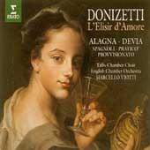 Donizetti: L'Elisir d'Amore / Viotti, Alagna, Devia, et al
