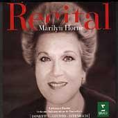 Recital - Donizetti, Gounod Offenbach / Marilyn Horne