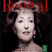 Recital - Cavalli, Monteverdi, Mozart / Frederica Von Stade