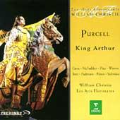 Purcell: King Arthur / Christie, Les Arts Florissants
