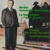 Berlioz: Symphonie fantastique, La Marseillaise / Barenboim