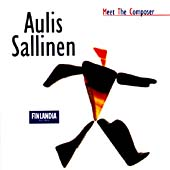 Meet The Composer - Aulis Sallinen
