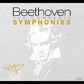 Beethoven: Symphonies no 1 - 9 / Edlinger, Zagreb PO