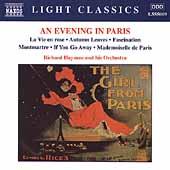 Evening In Paris, An