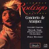 Rodrigo: Concierto de Aranjuez, etc / Garcia, Breiner
