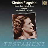 Handel, Bach, Purcell, Gluck, Wagner / Kirsten Flagstad