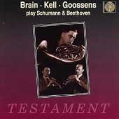 シューマン: アダージョとアレグロ Op.70、幻想小曲集Op.73、3つのロマンスOp.94、他