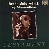 シューマン: 幻想曲 Op.17、幻想小曲集 Op.12、ブラームス: ヘンデルの主題による25の変奏とフーガ Op.24