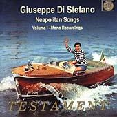 ジュゼッペ・ディ・ステファノ~ナポリ民謡集