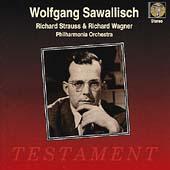 R.シュトラウス: 町人貴族組曲、ワーグナー: タンホイザー序曲、マイスタージンガー序曲、神々の黄昏~ジークフリートの旅、ジークフリートの葬送行進曲