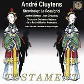 ストラヴィンスキー: 歌劇「ナイチンゲール」/ ドラージュ: ヒンドゥーの4つの詩、Berceuse Phoque