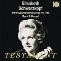 Elisabeth Schwarzkopf - Unpublished EMI Recordings 1955-58