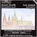 Janacek: Sinfonietta;  Dvorak: Legends / Jaervi, Bamberg