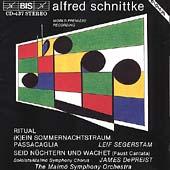 Schnittke: Faust Cantata, Ritual / DePreist, Segerstam