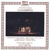 Rossini: La Gazzetta / Luisi, Morigi, Barbacini, Ariostini