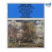Faure: Piano Trio, La Bonne Chanson / Walker, Nash Ensemble