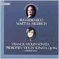 Ruggiero Ricci - Violin Recital
