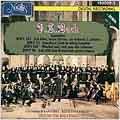 Bach: Cantatas BWV 51, 56, 140, 145 / Andreas Schmidt(Bs), Costanza Cuccaro(S), Helmuth Rilling(cond), Gachinger Kantorei Stuttgart, etc