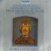 Gregorian Chants from Hungary Vol 5 / Schola Hungarica