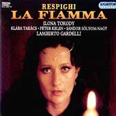 Respighi: La Fiamma / Gardelli, Hungarian State Orchestra