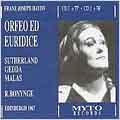 Haydn: Orfeo ed Euridice / Bonynge, Sutherland, Gedda, Malas