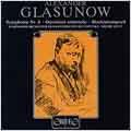 Glazunov: Symphony No.8, Ov Solennelle Op.13 / Neeme Jervi(cond), Bavarian Radio Symphony Orchestra, etc