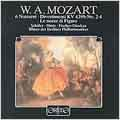 Mozart: Nocturnes & Divertimenti for Clarinets & Voices