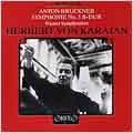 Bruckner: Symphony no 5 / Karajan, Vienna Symphony
