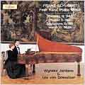 Schubert: Four Hand Piano Music / Jordans, van Doeselaar