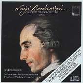 Boccherini: Cello Concertos Vol 1 / Czarnecki, Berger