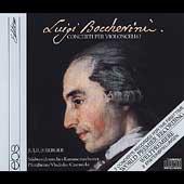 Boccherini: Complete Cello Concertos / Czarnecki, Berger
