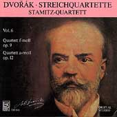 Dvorak: Streichquartette Vol 6 / Stamitz Quartett