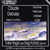 Debussy: Music for Two Pianos / Yukie Nagai, Dag Achatz