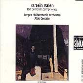 Valen: The Complete Symphonies / Aldo Ceccato