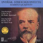 Dvorak: Streichquintett G-Dur, Streichquintett Es-Dur