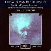 Ludwig van Beethoven: Musik zu Egmont, Leonore II / Albrecht