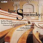 Stravinsky: Apollon Musagete, Dumbarton Oaks, etc