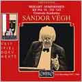 Mozart: Symphonies 11, 34, 39, etc /Sandor Vegh(cond), Salzburg Mozarteum Camerata Academica