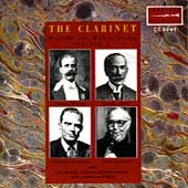 The Clarinet - Historical Recordings Vol 1