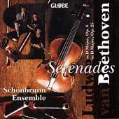 Beethoven: Serenades Op. 25, Op. 8 / Schoenbrunn Ensemble