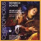 Schutz: Polychoral Sacred Concertos / Zoebeley, Klebel
