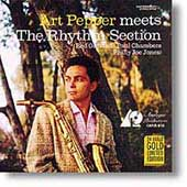 Meets the Rhythm Section [Gold Disc] [Gold Disc]
