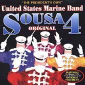 アメリカ海兵隊バンド/Sousa Original Vol 4 / Foley, United States Marine Band [5564]