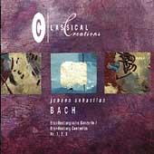 Bach: Brandenburg Concertos no 1, 2, 3 / Faerber